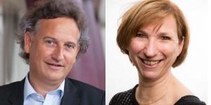 Annelies Hermens en Maurice Geraets